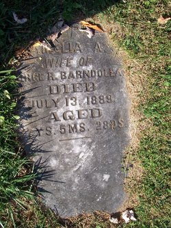 Amelia Ann <i>Ashcom</i> Barndollar