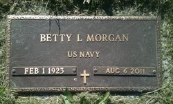 Betty L <i>Herrod</i> Morgan
