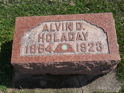 Alvin Dale Holaday