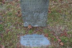 Minerva <i>McFarland</i> Hughes