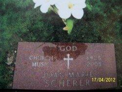 Joan Marie Scherer