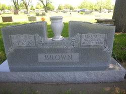 Leona Lee <i>Hazen</i> Brown