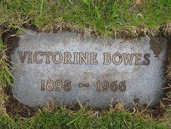 Victorine <i>Auge</i> Bowes