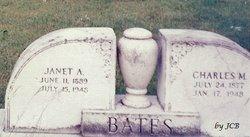 Janet A. <i>Boa</i> Bates