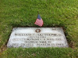 PFC William E. Satterfield