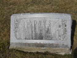 Crissie Cora <i>Johnson</i> Adams