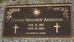 Connie <i>Smalshof</i> Anderson