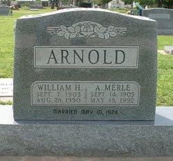 Allen Merle <i>Crites</i> Arnold