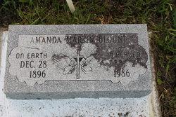 Amanda Martin Blount