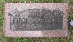 Frank Uhlrich Sanders