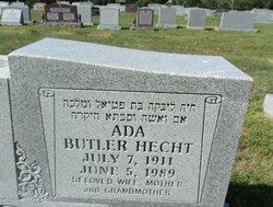 Ada Butler <i>Hecht</i> Cadd