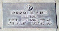 Ronald Edwin Ruble