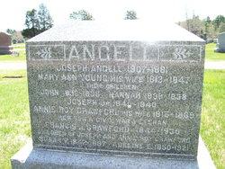 Joseph Angell, Jr