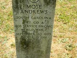 Mose Andrews