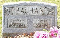 Audrey Keturah <i>Swartz</i> Bachan