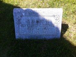 Rev George C. Bittner