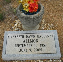 Elizabeth Dawn <i>Gaultney</i> Allmon