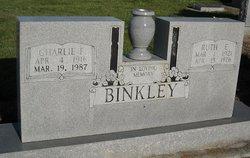 Charlie Frank Binkley