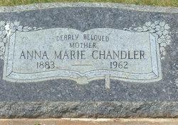 Anna Marie <i>Colson-Kitts</i> Chandler