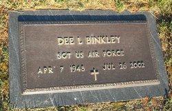 Dee L Binkley