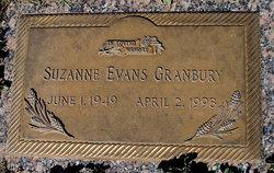 Suzanne Evans Granbury