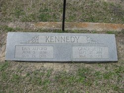 Grace Betty <i>Russell</i> Kennedy