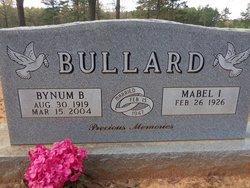 Bynum Byron Bullard