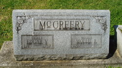 Edgar V Mccreery