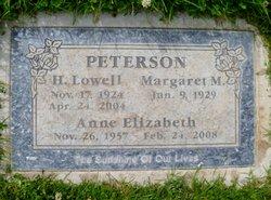 Anne Elizabeth Peterson