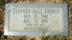 Stephen Dale Brown
