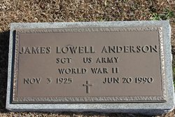 James Lowell Anderson