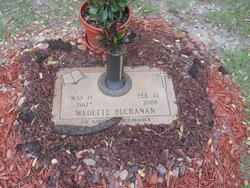 Wadette Buchanan