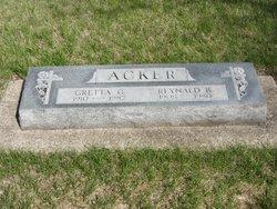 Gretta Grace <i>Clevenger</i> Acker