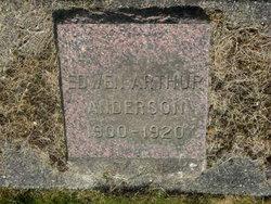 Edwen Arthur Anderson
