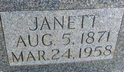 Jeanette <i>Phillips</i> Brown
