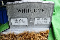 Dr Dale Whitcomb