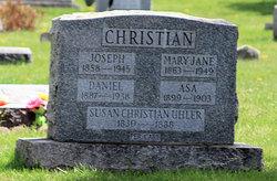 Mary Jane <i>Lear</i> Christian