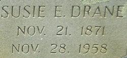 Susie E <i>Drane</i> Reynolds