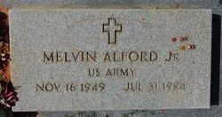 Melvin Alford, Jr