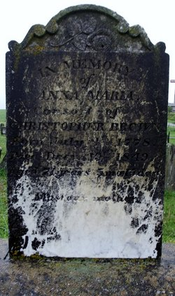 Anna Marie <i>Rader</i> Brown