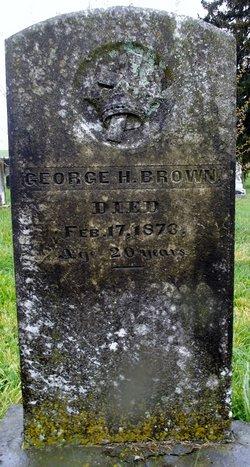 George H Brown