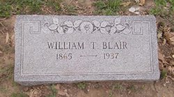 William Thomas Bill Blair
