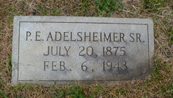 Philip Emil Adelsheimer, Sr