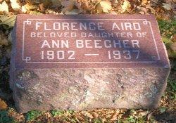 Florence <i>Beecher</i> Aird