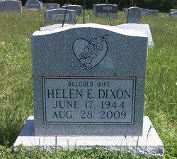 Helen E. <i>Crutcher</i> Dixon