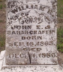 William R Chaffin