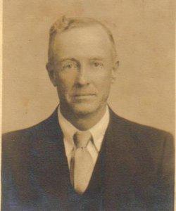 Edward Palmer Eddie Hughes