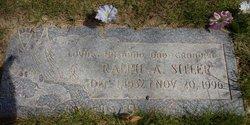Ralph Allan Sitler, Sr
