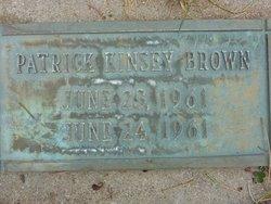 Patrick K. Brown