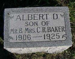 Albert D. Baker